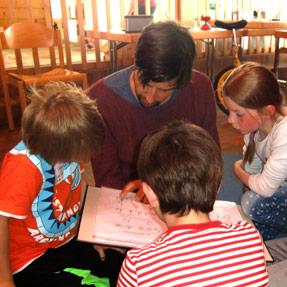 Zirkus mit Kindern, Kinderzirkus als Ferienworkshop, Schulprojektwoche Zirkus