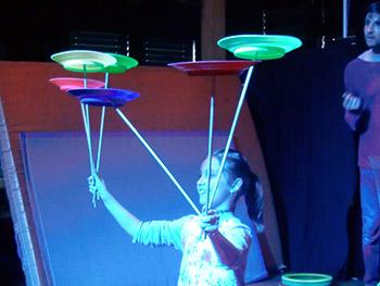 Ferienworkshops für Kinder, Zirkus-Workshop in den Ferien, Schulferien