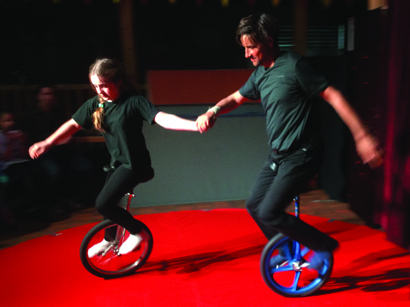 Crazy Monkey Circus - Kinderzirkus für und mit Kinder, Schulprojekte, Ferien...